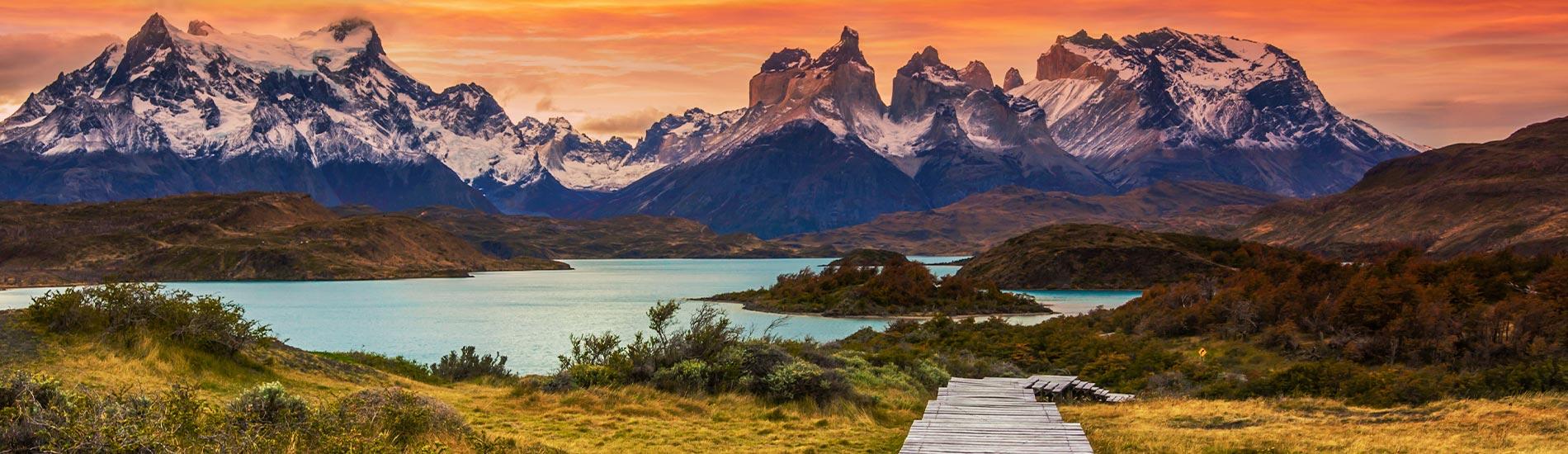 世界淨土Patagonia