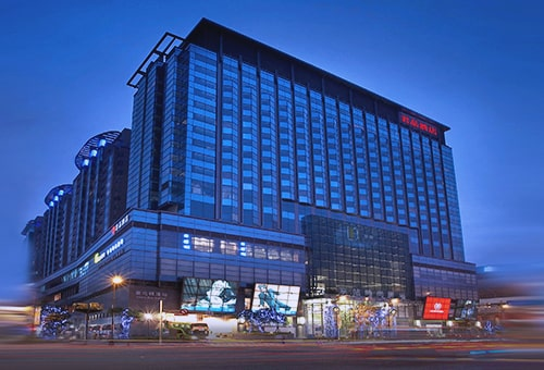 君品酒店Palais de Chine Hotel