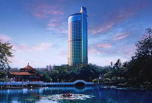 香格里拉台南遠東國際大酒店