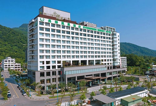 長榮鳳凰酒店Evergreen Resort Hotel - Jiaosi