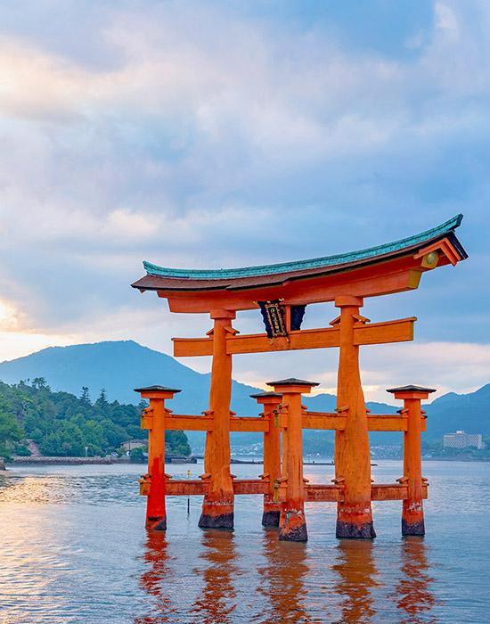 日本三景之一 - 宮島