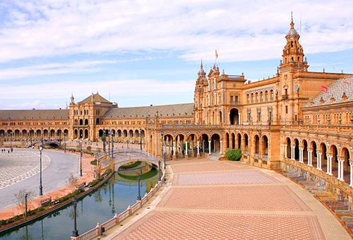置身西班牙最美廣場