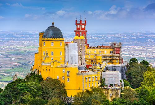 走進童話中的城堡-佩納宮