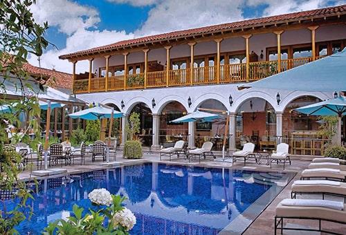 Belmond Palacio Nazarenas Hotel