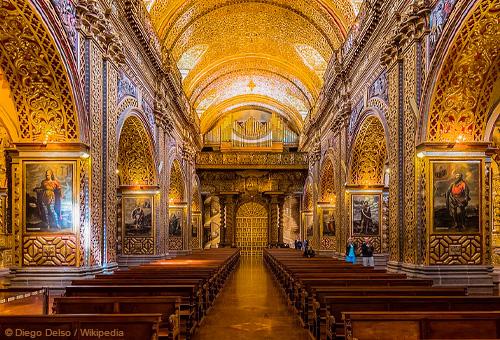 探訪南美最令人驚嘆的教堂之一