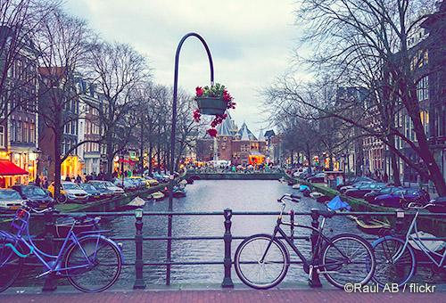 細數阿姆斯特丹優美運河
