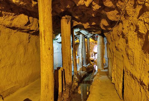 探秘千年地下水利工程