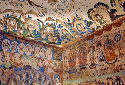 莫高窟壁畫