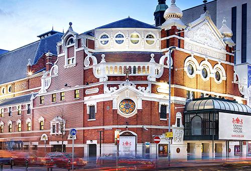 欣賞貝爾法斯特大歌劇院建築之美