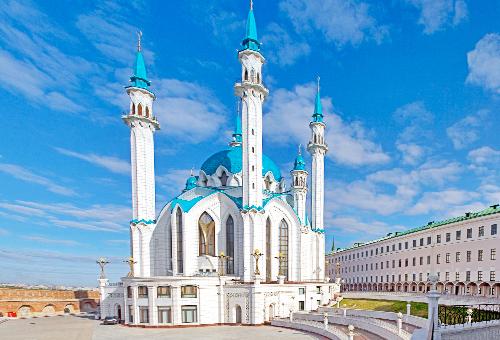 庫爾沙里夫清真寺