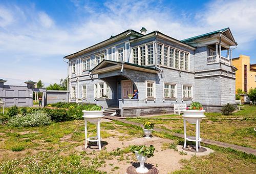 沃爾孔斯基故居博物館