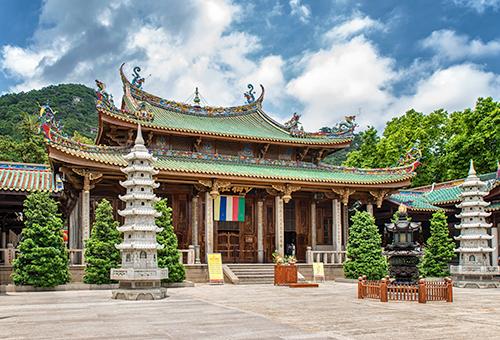 參訪千年南普陀古寺