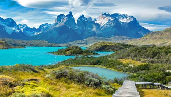 Patagonia & Easter Island