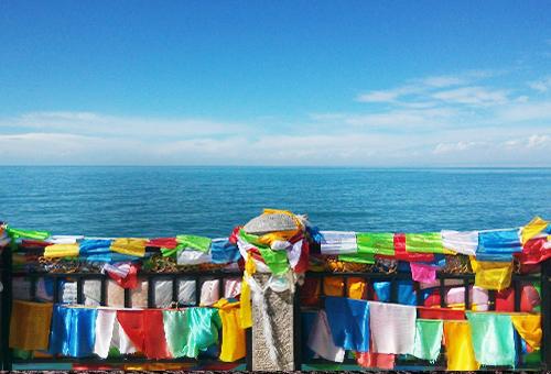 悠然感受青海湖之美