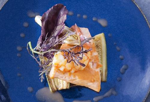 百內國家公園內唯一五星酒店享用精緻晚餐