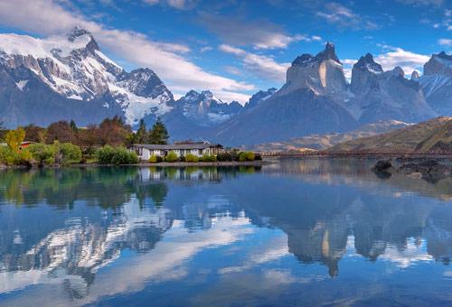 不同角度探索百內國家公園