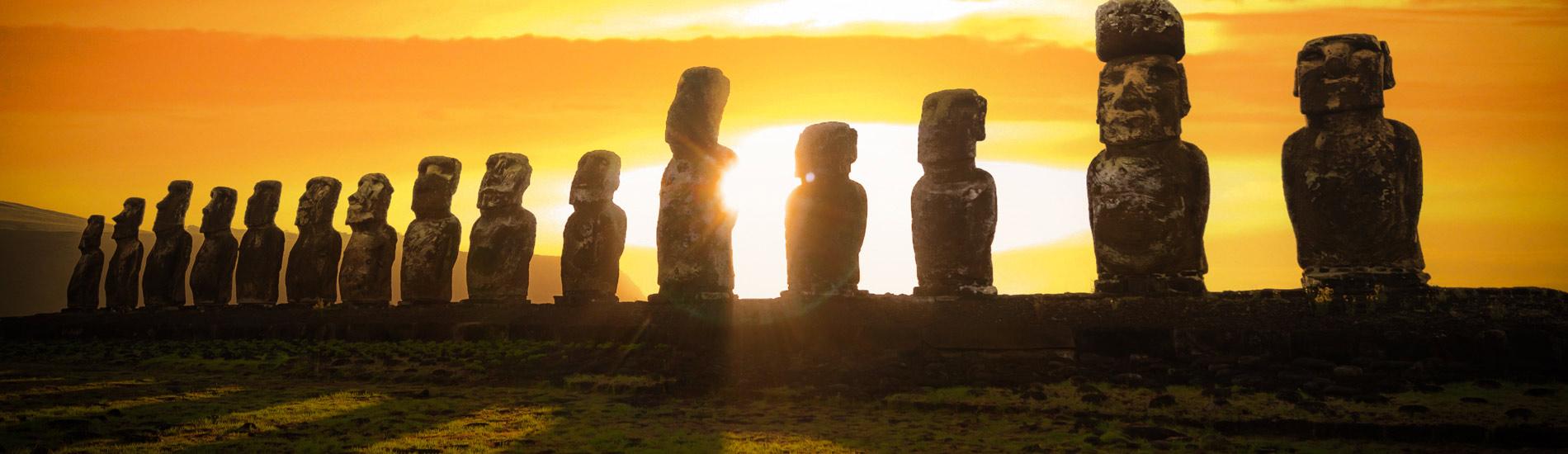 Easter Island 復活節島