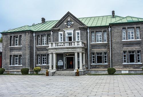 偽滿皇宮博物院