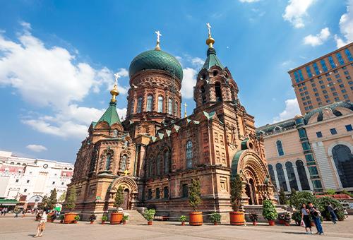 聖·索菲亞大教堂