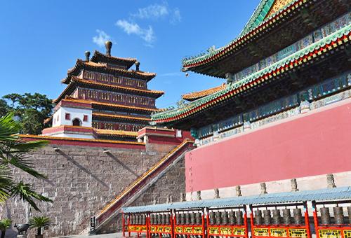 遊清代皇家寺廟群