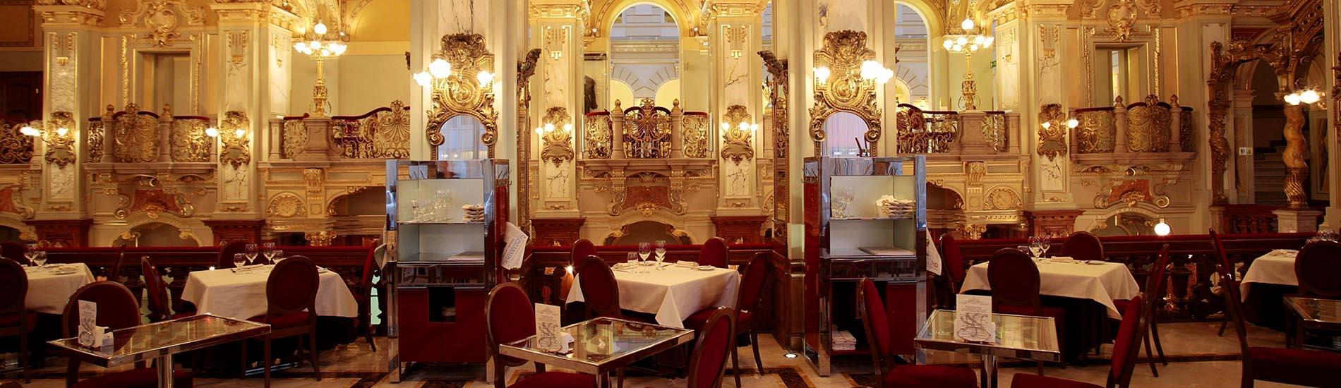 Budapest 紐約咖啡廳