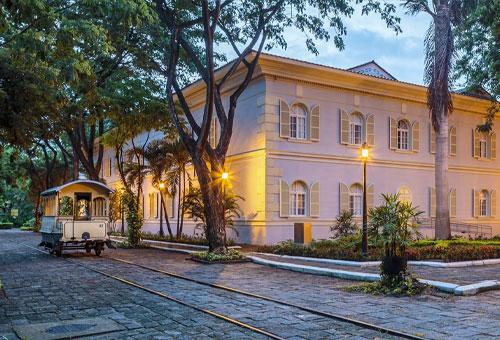 入住瓜亞基爾第一間精品酒店