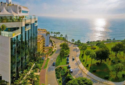入住優美的 Lima 新興高級區