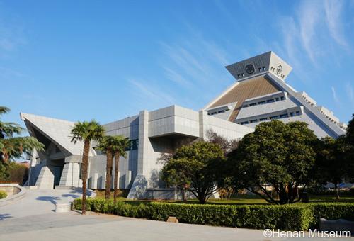 河南博物院尋奇