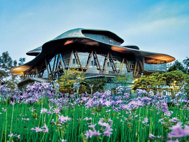 雲門劇場從淡水走向世界