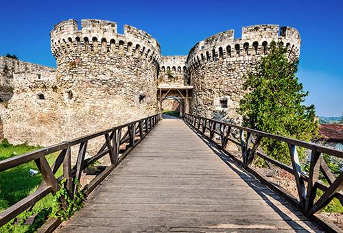 Belgrade 古堡壘