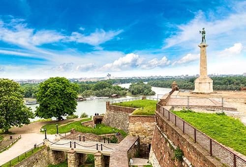 Belgrade 一隅