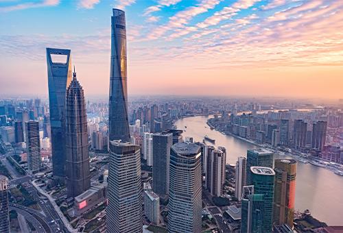 上海中心大廈