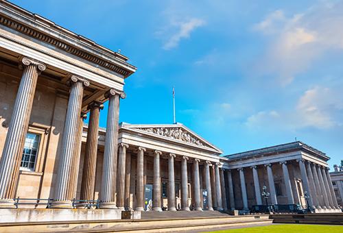 大英博物館瑰寶巡禮