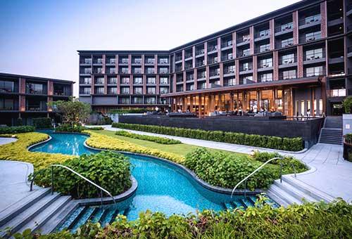 華欣 Marriott SPA 度假酒店Hua Hin Marriott Resort & SPA
