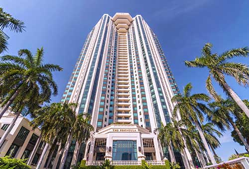 曼谷半島酒店The Peninsula Bangkok