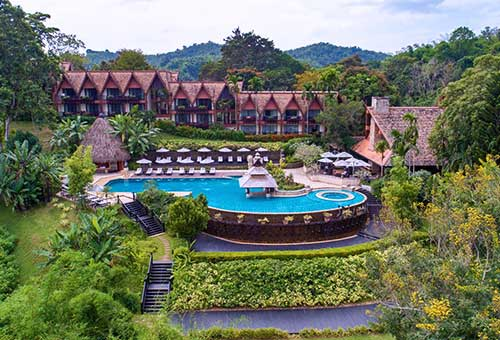 金三角象園安納塔拉度假酒店Anantara Golden Triangle Elephant Camp & Resort