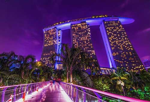 濱海灣金沙酒店Marina Bay Sands