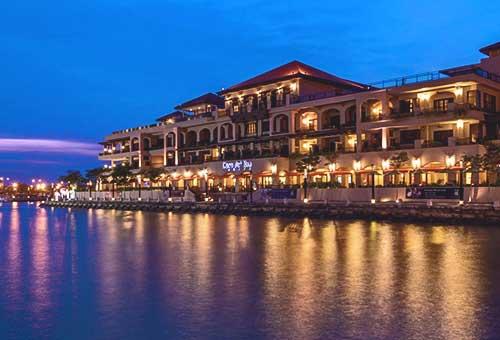 馬六甲河畔之家Casa del Rio Melaka