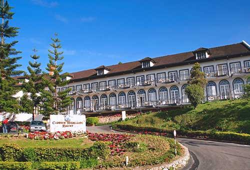 金馬崙高原度假酒店Cameron Highlands Resort