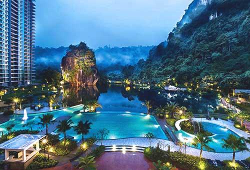 曦雲軒度假酒店The Haven Resort Hotel