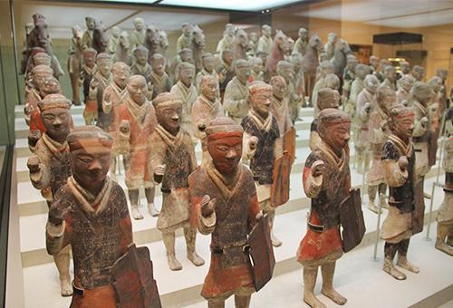 陝西歷史博物館