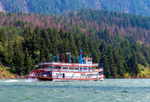 Sternwheeler Cruise