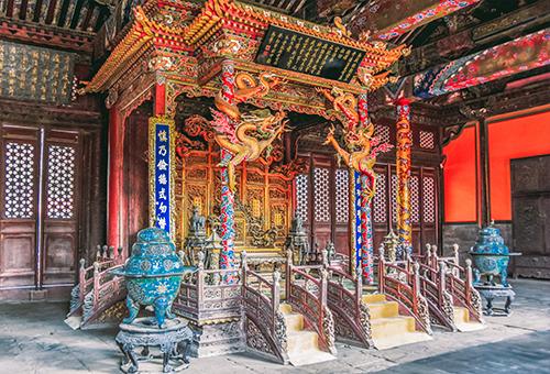 探訪清朝入關前第一座宮殿