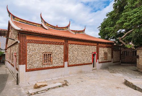 蟳埔古村特色建築