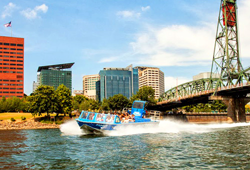 Portland Scenic Jetboat Tour