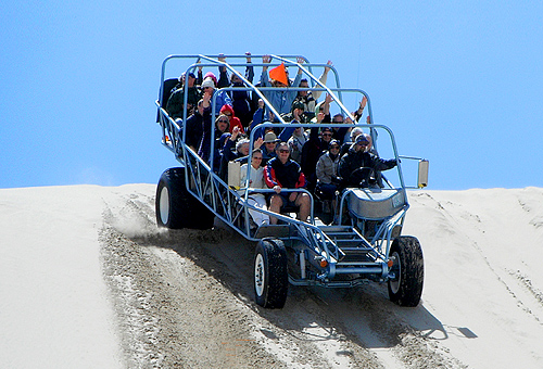 Sand Dune Giant Buggy Ride