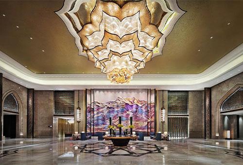 烏魯木齊萬達文華酒店Urumqi Wanda Vista