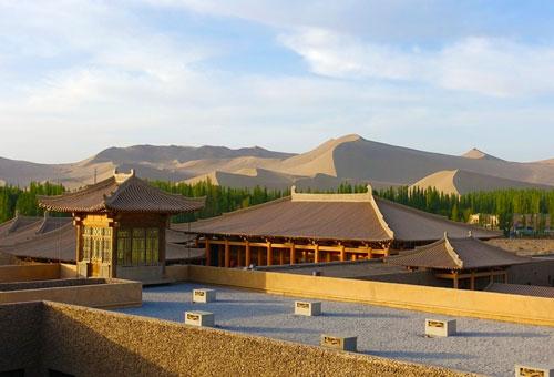 敦煌山莊Dunhuang Silk Road Hotel