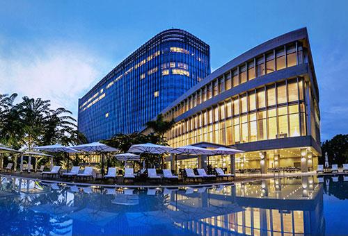 仰光樂天酒店Lotte Hotel Yangon
