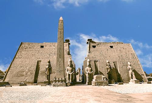 探訪三教並存的路克索神殿